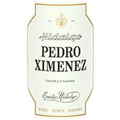 イダルゴ・ペドロ・ヒメネス>Hidalgo Pedro Ximenez 500ml
