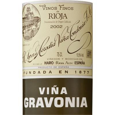グラヴォニア・ブランコ・クリアンサ>Gravonia Blanco Crianza
