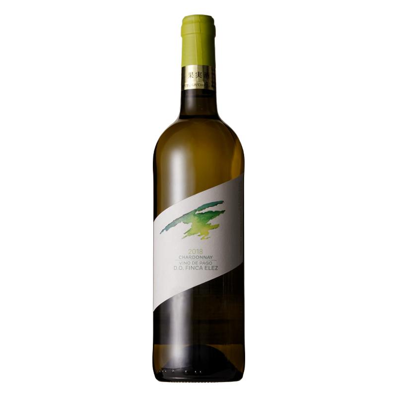 マンサネケ・シャルドネ・ホーヴェン・エコロヒコ>Manzaneque Chardonnay Joven Ecologico