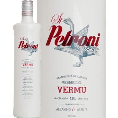 ペトロニ・ベルメージョ (プレミアムヴェルモット)1000ml>Vermu Petroni Vermello
