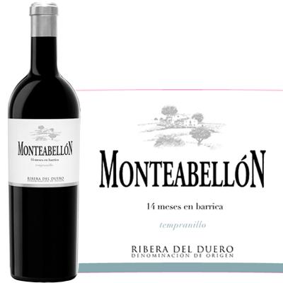 モンテ・アヴェジョン・クリアンサ(14メセス)>Monte Abellon Crianza (14meses)