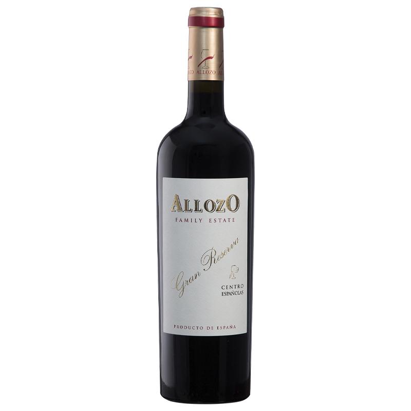 アジョッソ・グラン・レセルバ>Allozo Gran Reserva