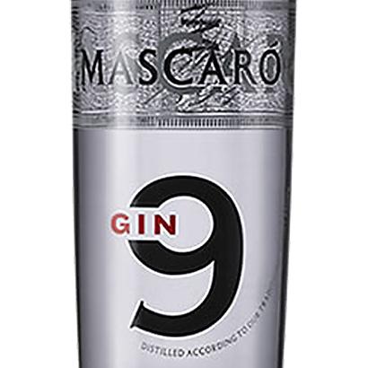 ジン・マスカロ'9' 700ml>GIN MASCARO'9'