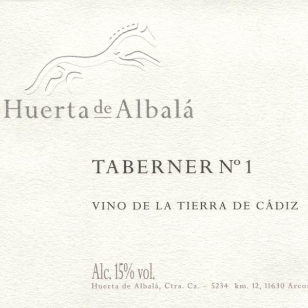 タベルネール・ティントNo.1>Taberner Tinto No.1