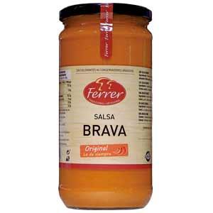 フェレール「サルサ・ブラバ」(ブラバソース)700g>FERRER SALSA BRAVA