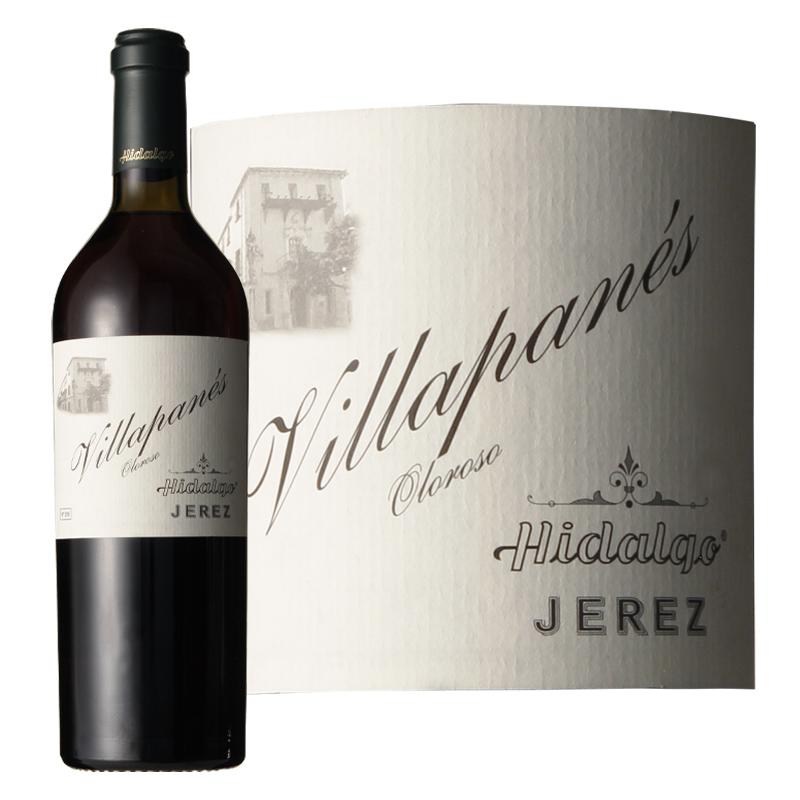 ヴィジャパネス・オロロソ・セコ>Villapanes Oloroso Seco