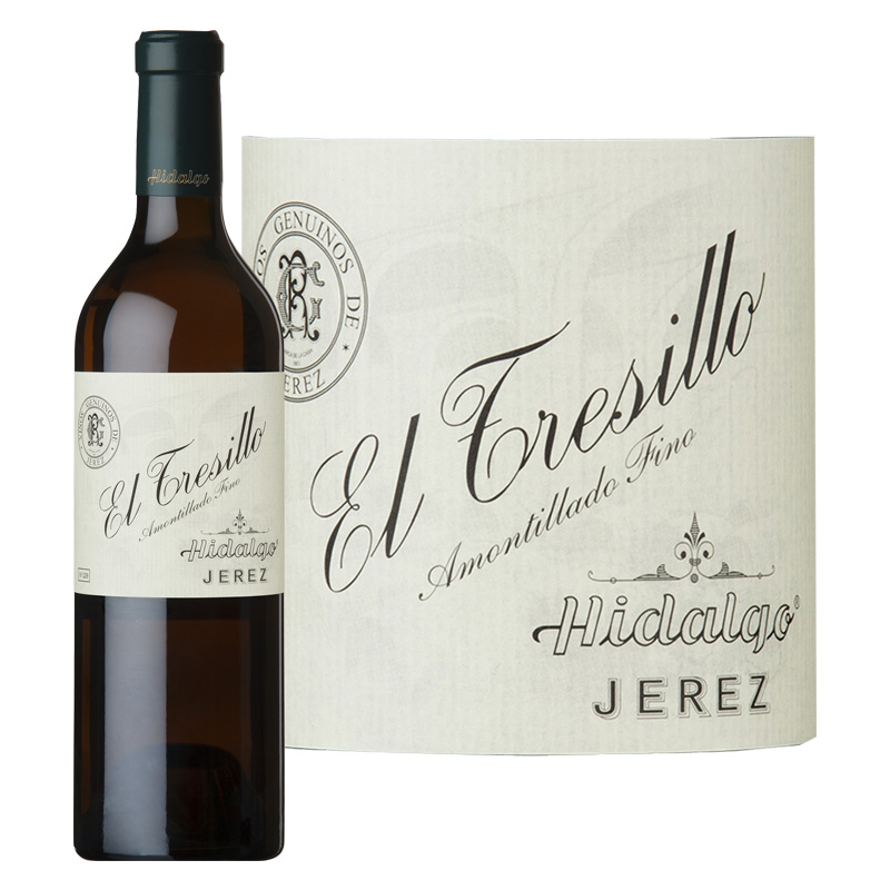 エル・トレシーリョ・アモンティリャード>El Tresillo Amontillado