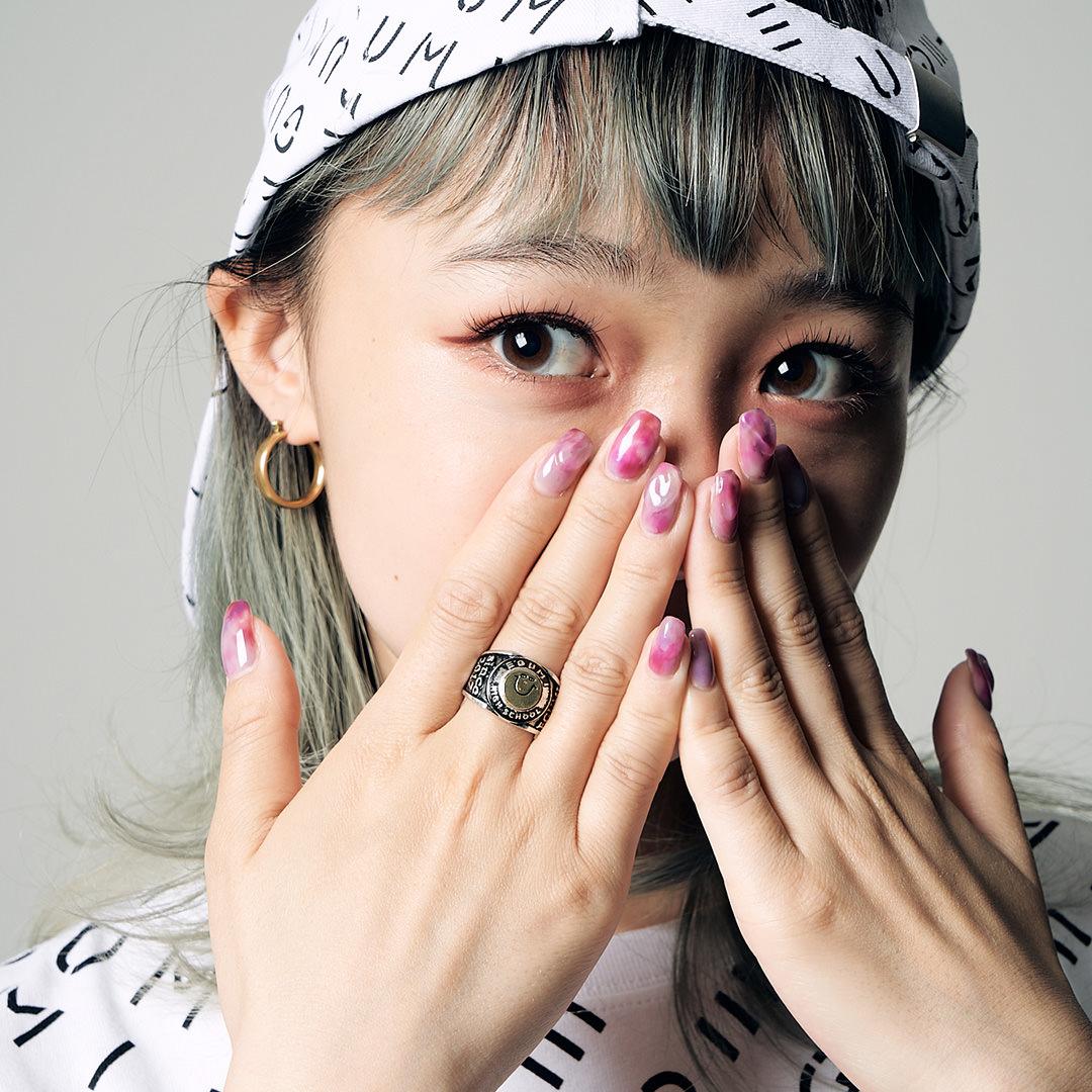 <受注生産>EGUMI SMILE COLLEGE RING