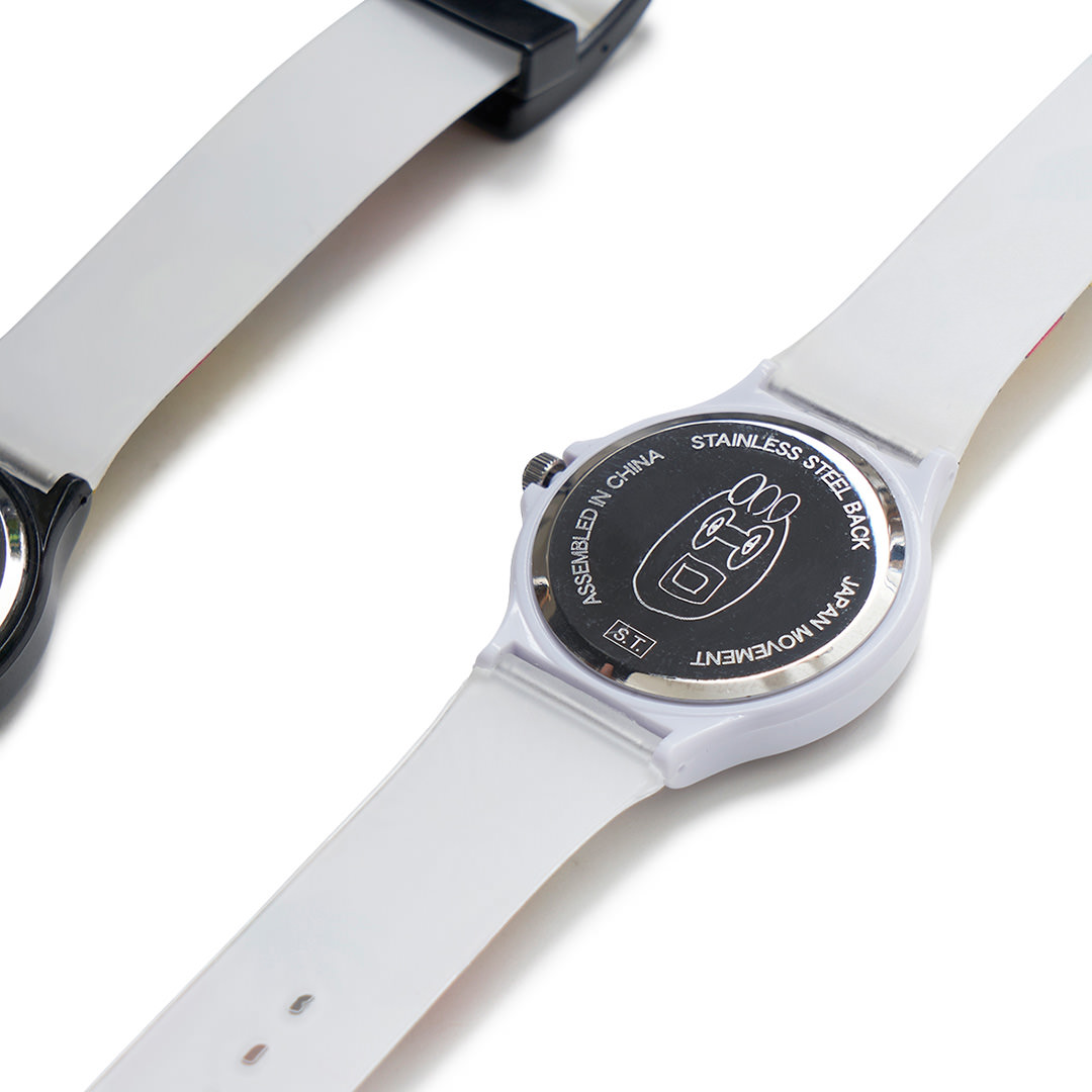 <受注生産>EGUMI ALL STARS WATCH【WHITE】
