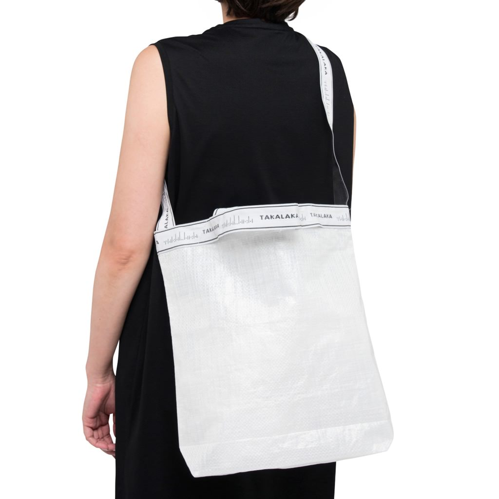 TAKALAKA PE CLOTH SHOULDER BAG
