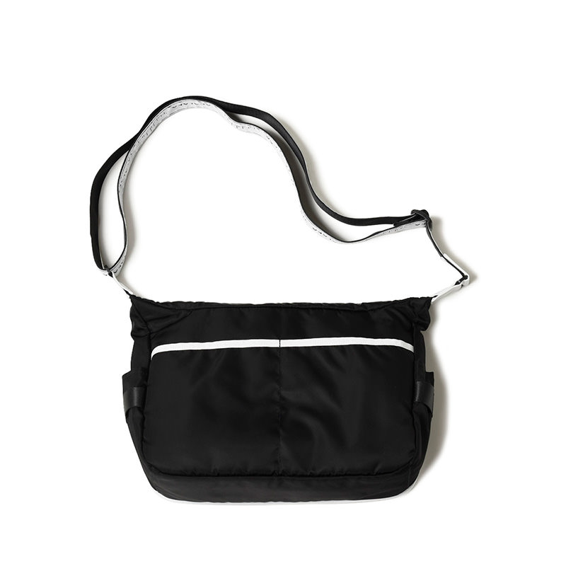 TAKALAKA 痛 SHOULDER BAG【BLACK】