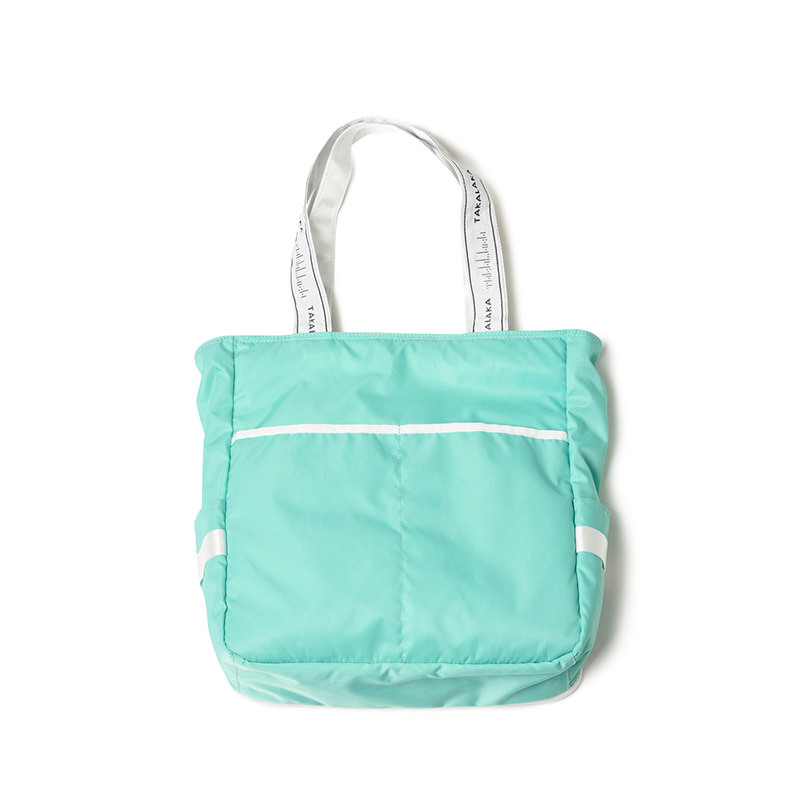 TAKALAKA 痛 TOTE BAG【MINT】