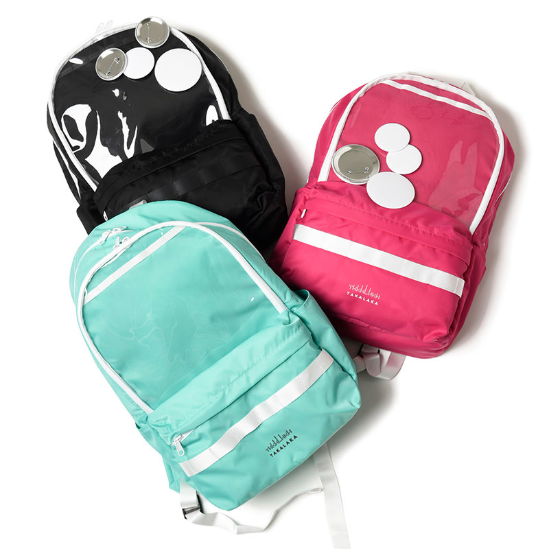 TAKALAKA 痛 BACK PACK【MINT】
