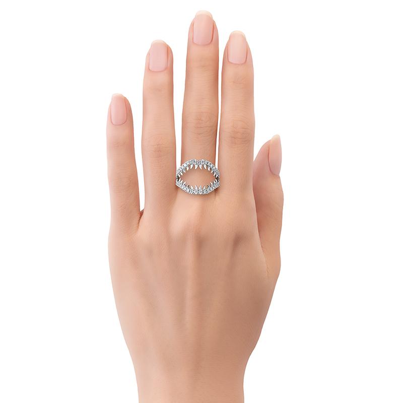ガルパー ダイヤモンド リング