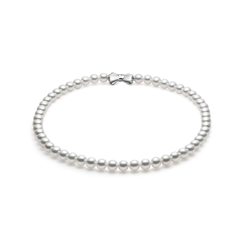 あこや真珠ネックレス(7.0mm・チョーカーB)