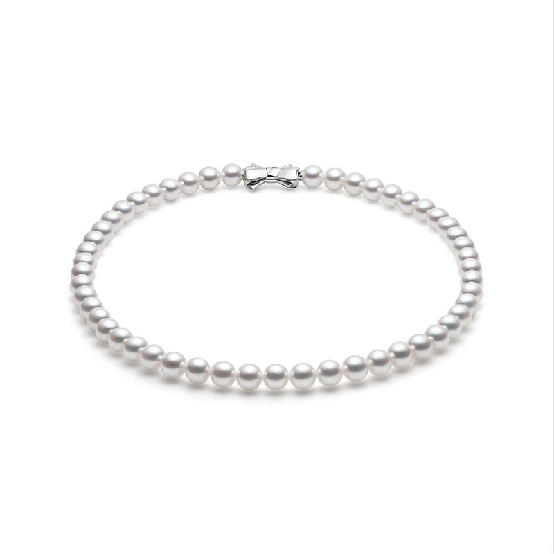 あこや真珠ネックレス(8.0mm・チョーカーB)
