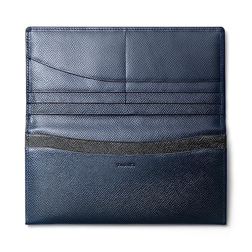 Long Wallet(Navy)「長財布(ネイビー)」