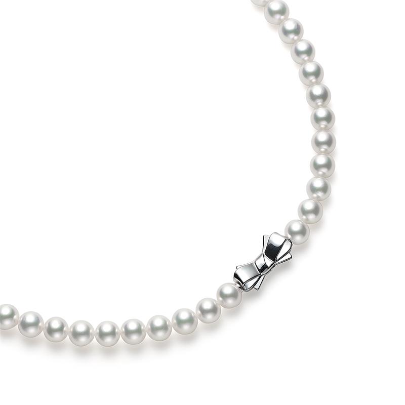 あこや真珠ネックレス(7.5mm・チョーカーAA)