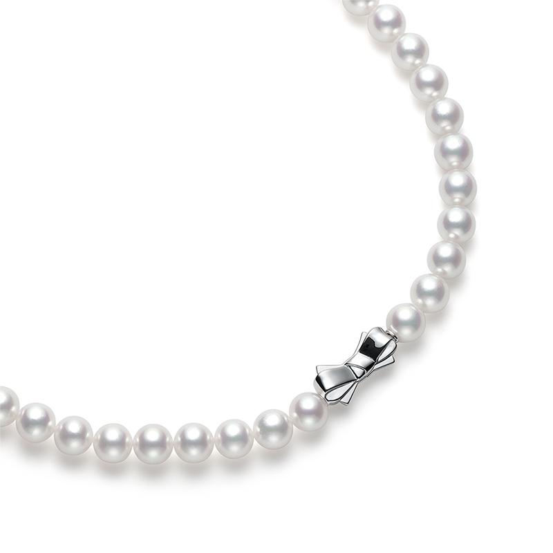 あこや真珠ネックレス(8.5mm・チョーカーB)