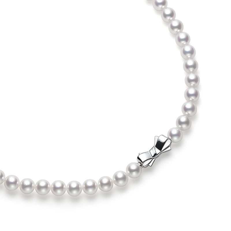 あこや真珠ネックレス(8.0mm・チョーカーA)