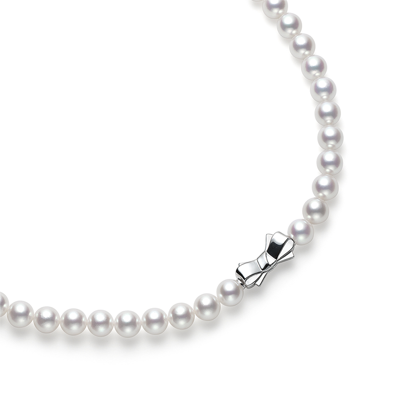 あこや真珠ネックレス(8.0mm・チョーカーC)