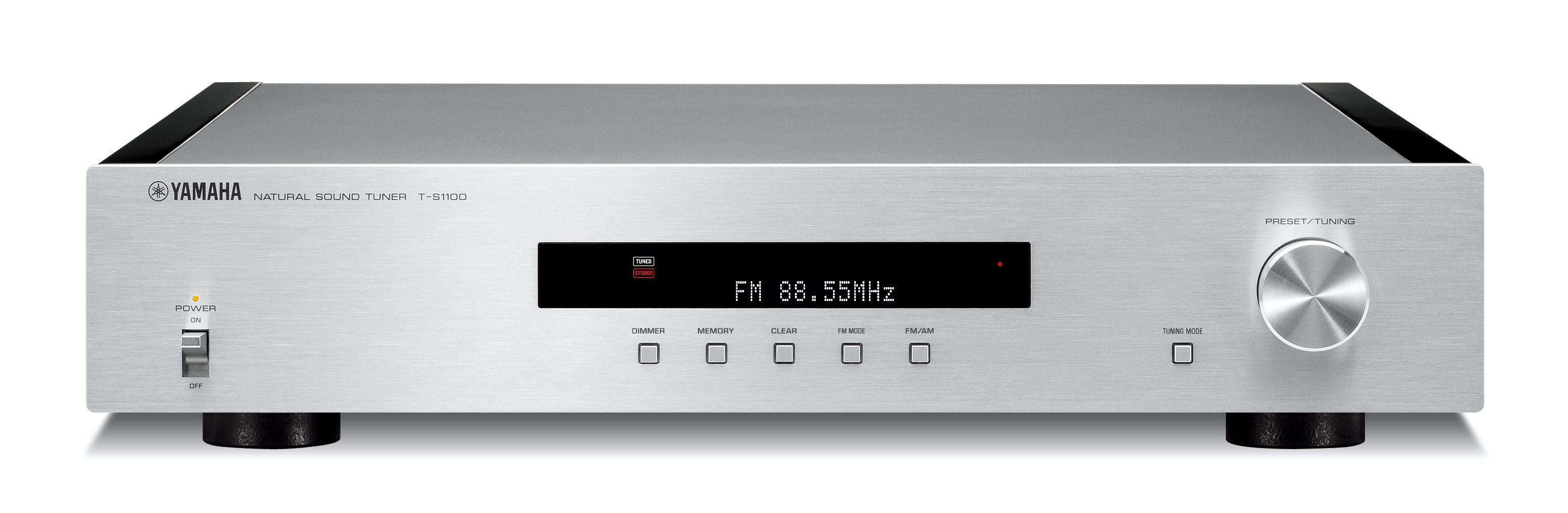 YAMAHA   T-S1100(AM/FMチューナー)(2015年11月下旬 新発売) ※ 販売終了しました。