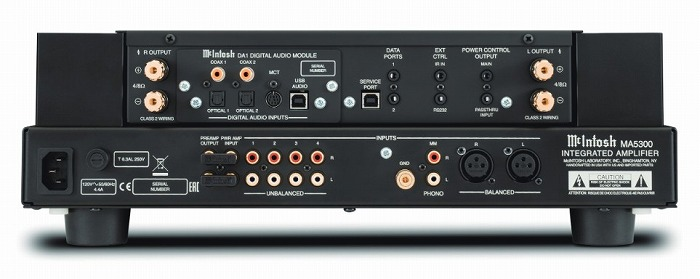 McIntosh   MA5300 (2017年12月31日 新発売)