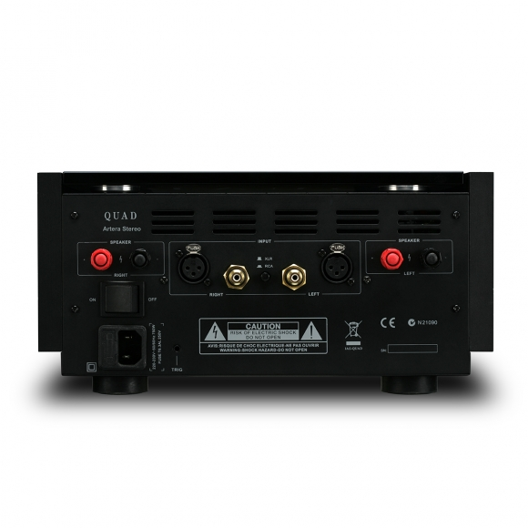 QUAD  Artera Stereo (S)(ステレオパワーアンプ)(2016年4月15日 新発売)