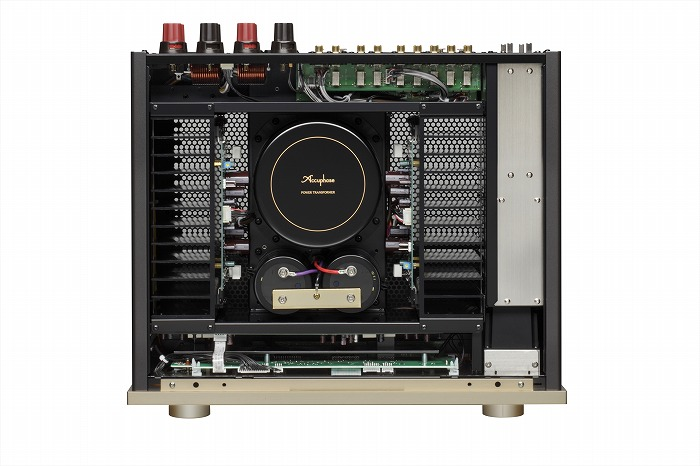 Accuphase   E-650 (2017年11月中旬 新発売)