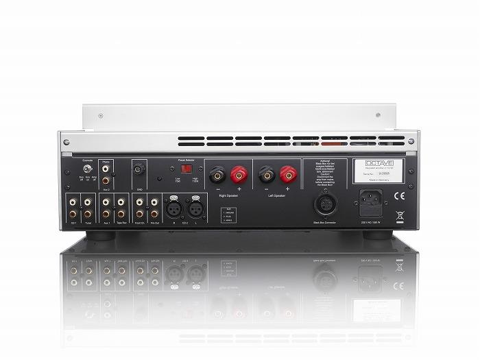 OCTAVE   V110SE/L(真空管プリメイン)(ライン入力)