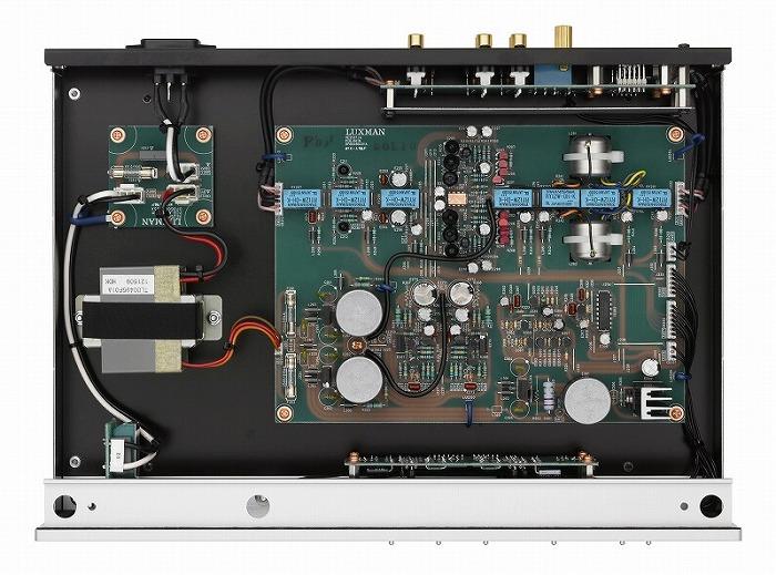 LUXMAN   E-250(フォノイコライザーアンプ)(2016年2月下旬 新発売)
