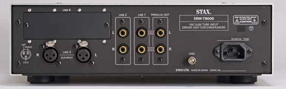 STAX   SRM-T8000(イヤースピーカー専用ドライバーユニット)
