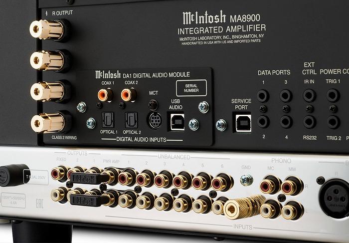McIntosh   MA8900 (2017年10月31日 新発売)