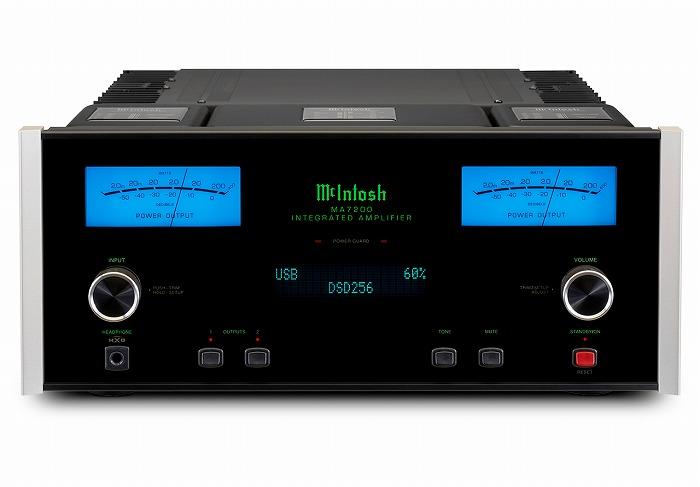 McIntosh   MA7200 (2017年10月31日 新発売)