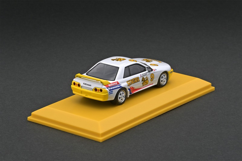 T64K-001-92SEA 1/64 Nissan Skyline GT-R R32 South East Asia Touring Car Championship 1992