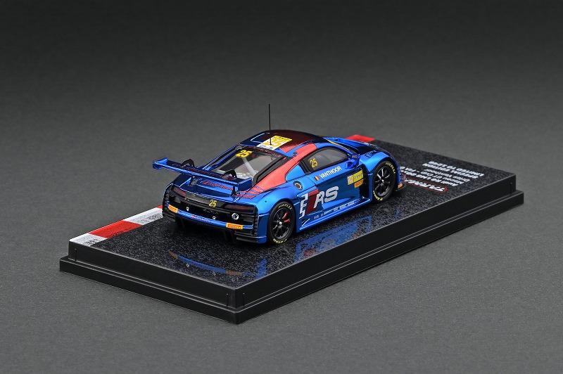 T64-043-19MGP25 1/64 Audi R8 LMS 2019 Macau GT Cup - FIA GT World Cup 2019