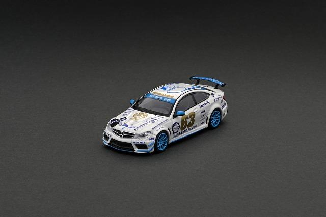 T64G-009-GB 1/64 Mercedes-Benz C63 AMG Black Series GUMBALL 3000 2016
