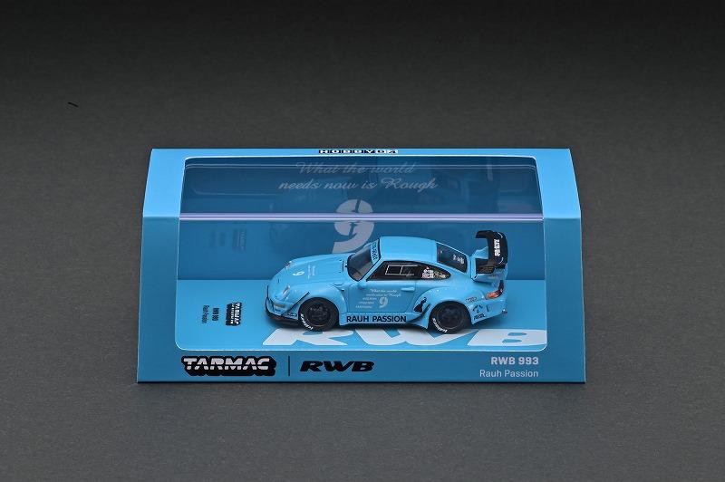 T64-017-RP 1/64 RWB 993 Rauh Passion