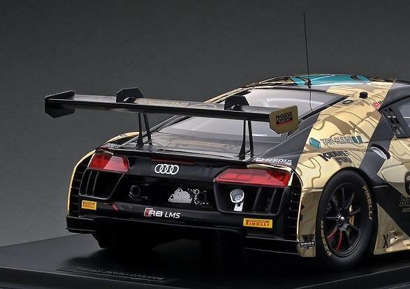 T18-004-CGT06 1/18 Audi R8 LMS China GT 2017