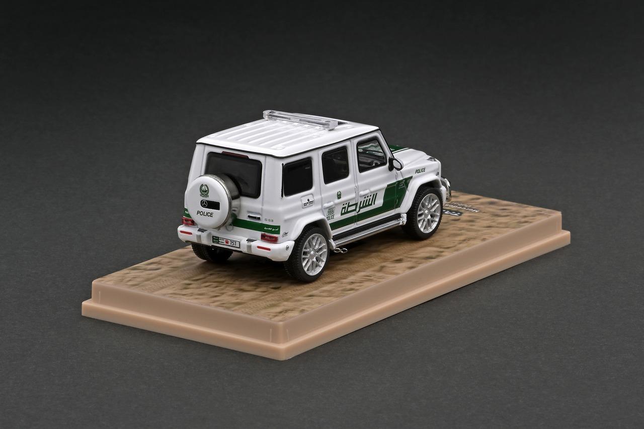 T64-040-DU 1/64 Mercedes-AMG G63 Dubai police