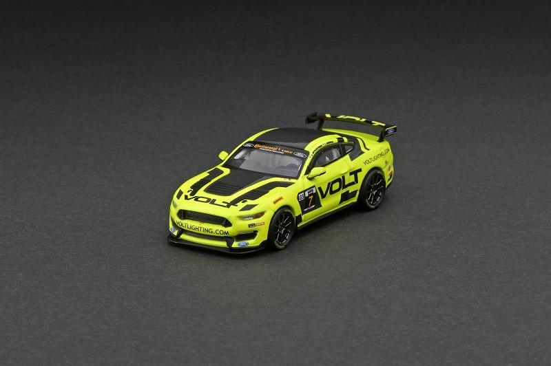 T64G-011-IMSA 1/64 Ford Mustang GT4 IMSA 2018