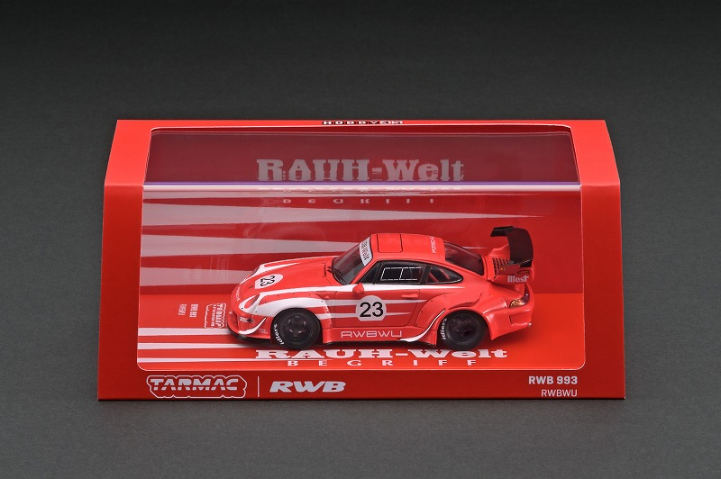 T43-014-WU 1/43 RWB 993 RWB WU