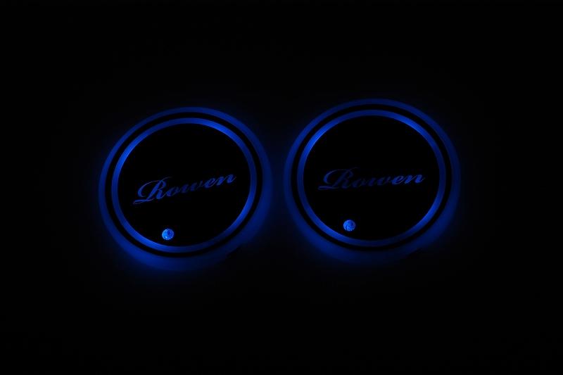 ROWEN LEDコースター