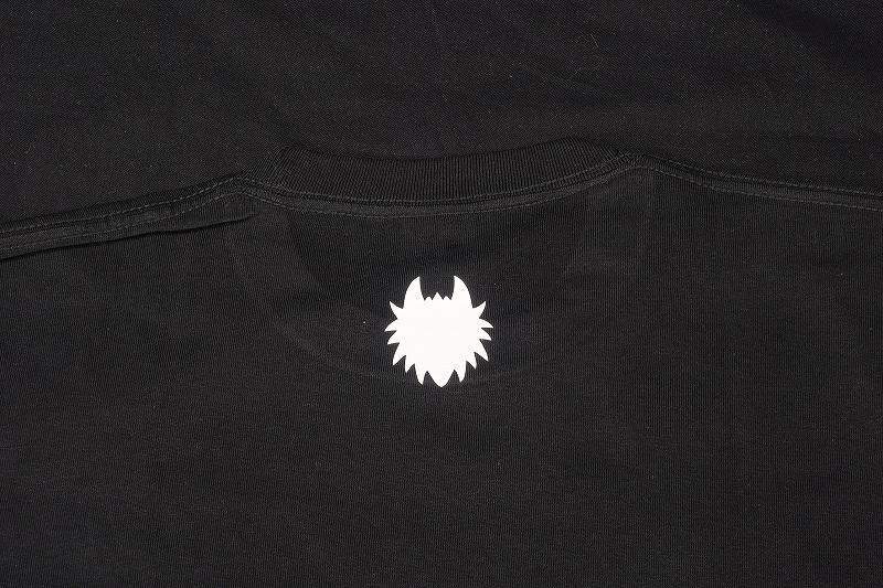 ROWEN&PERFORMANCE Tシャツ (ブラック×ホワイト)