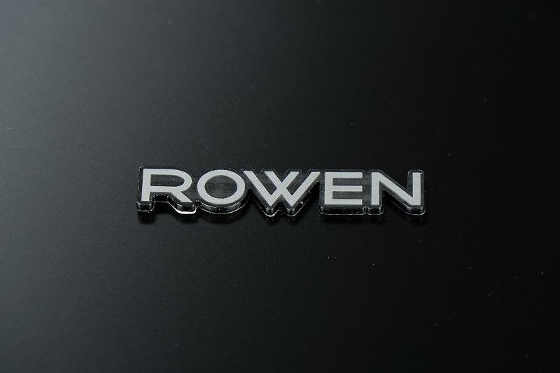 ROWEN ミニエンブレム *ゴシック体