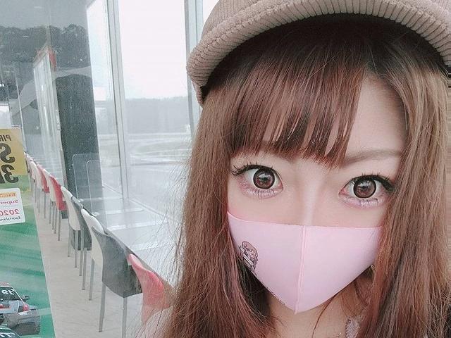 【水嶋なな】マスク ROWEN2020衣装ver