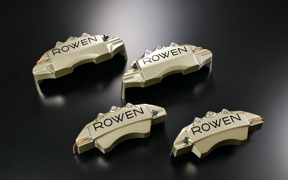 ROWEN ブレーキキャリパーカバー