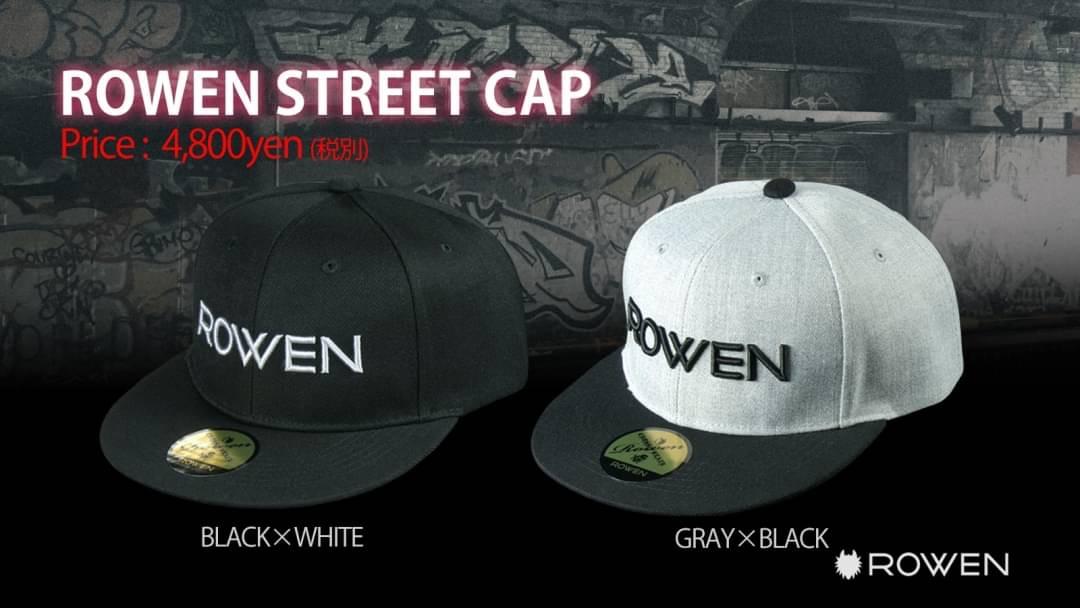 ROWEN ストリートキャップ