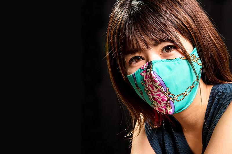 FASHONABLEマスク(送料無料)
