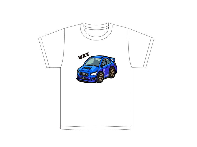 WRX《アツいぜ!SUBARU》Tシャツ